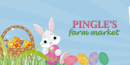 Easter at Pingles farm market