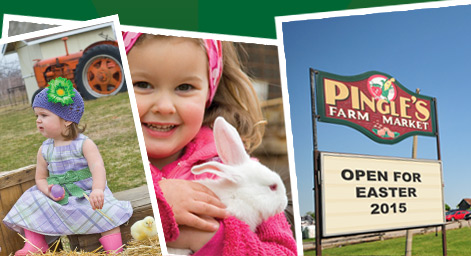 Open Easter 2015